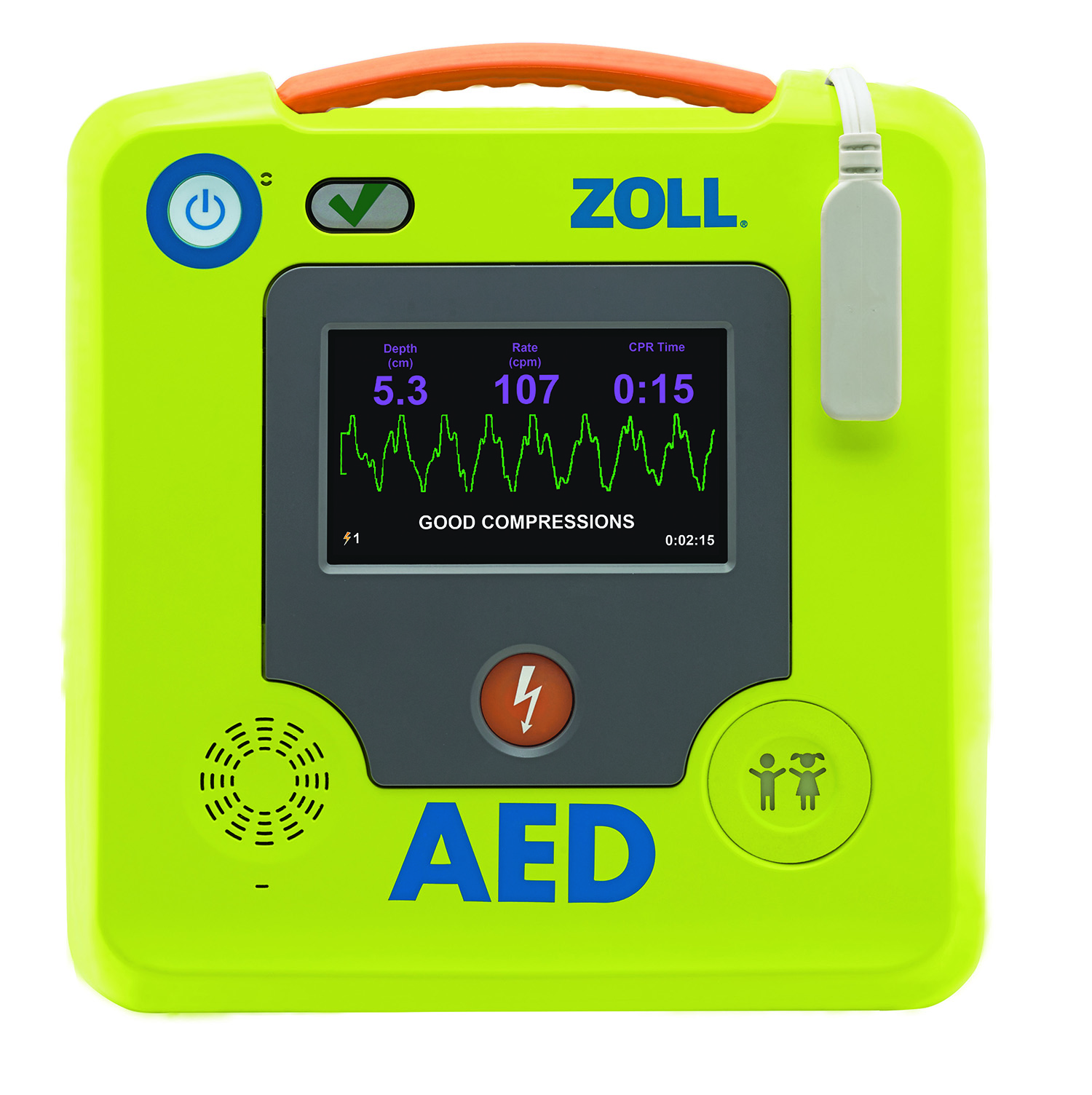 ZOLL AED 3 BLS-image