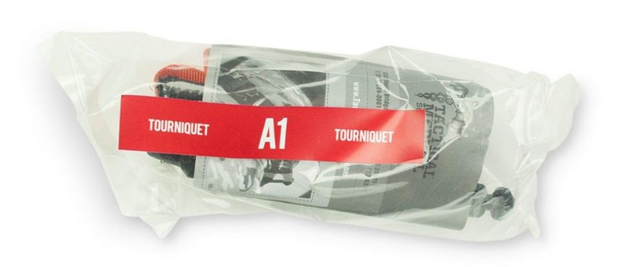 Mobilize Rescue Systems Refill, Item A1, Tourniquet