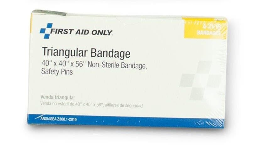MOBILIZE RESCUE SYSTEMS REFILL, ITEM 11, TRIANGULAR BANDAGE