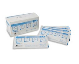 ECG Rectangular Electrodes, 2X3 Strip Per Pouch/600 Per Case