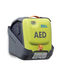ZOLL AED 3 Case Wall Mount Bracket (Device Stored in Carry Case Only)