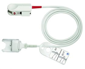 Rainbow, Dci Sc-200, Adult Reusable Finger Sensor, 3ft, SpHb, SpO2, SpMet