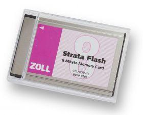 PCMCIA Flash Card, 8mb Memory