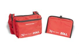 Xtreme Pack  I Carry Case, Soft Case with Expanded Rear and Side Pouches (Red)