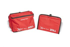 Xtreme Pack I Carry Case, Soft Case with Expanded Rear Pouch for use with Paddles (Red)