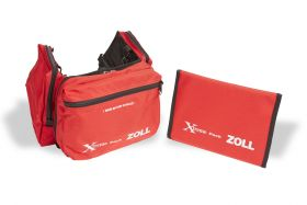 Xtreme Pack  I Carry Case, Soft Case with Expanded Rear and Side Pouches with NIBP