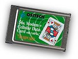 OSITECH MODEM CARD - REPLACEMENT ONLY
