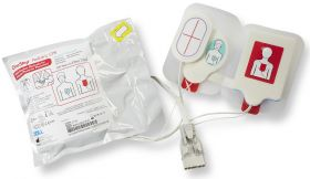 OneStep™ Pediatric CPR Electrode, 8/Case