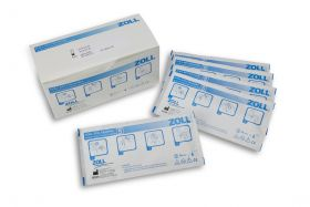 LT405 ECG RECTANGULAR ELECTRODES, 5 PER POUCH/500 PER CASE