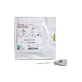 ONESTEP CPR COMPLETE ELECTRODE (P/N 8900-0224-01), 8/CASE